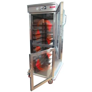 Heated cart (soups, beverages)