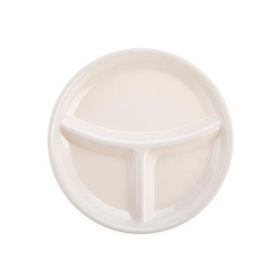 """Assiette compartimentée (8"""")"""