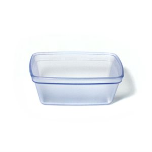 Rectangular bowl (8 oz)