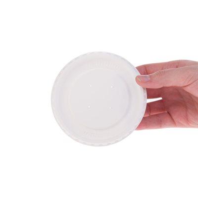 Couvercle jetable haute température pour bols (8 oz)