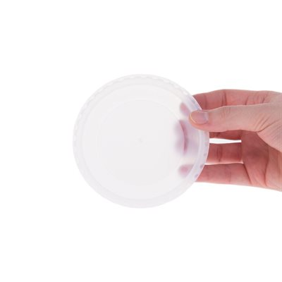 Couvercle jetable régulier pour bols (8 oz)