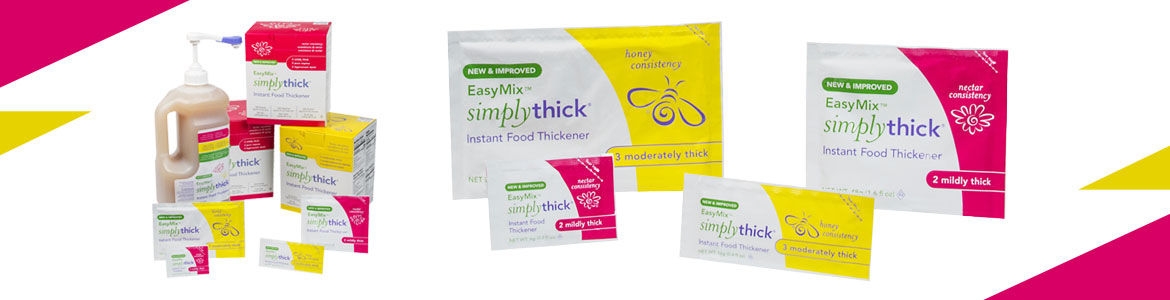 Banner - Simplythick food thickening gel