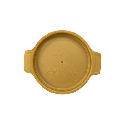 Small reusable lid / Snug fit (Bon Appetit)