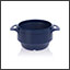 Ergogrip bowl navy colour