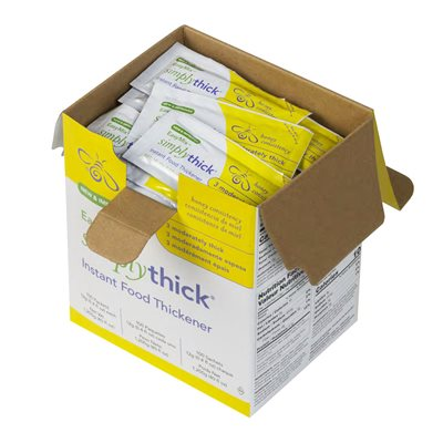 Simplythick: 100 packets (Honey, Pudding)