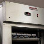 Réfrigérateur vertical (à rideau d'air)